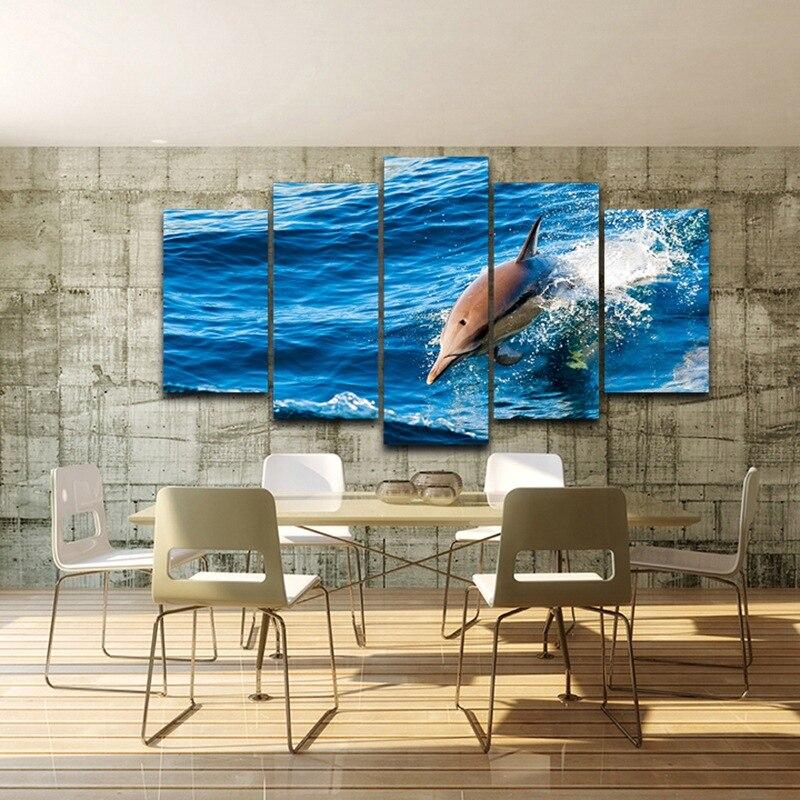 Künstlerischen Druck Malerei auf Leinwand HD Gedruckt Home Decor ...
