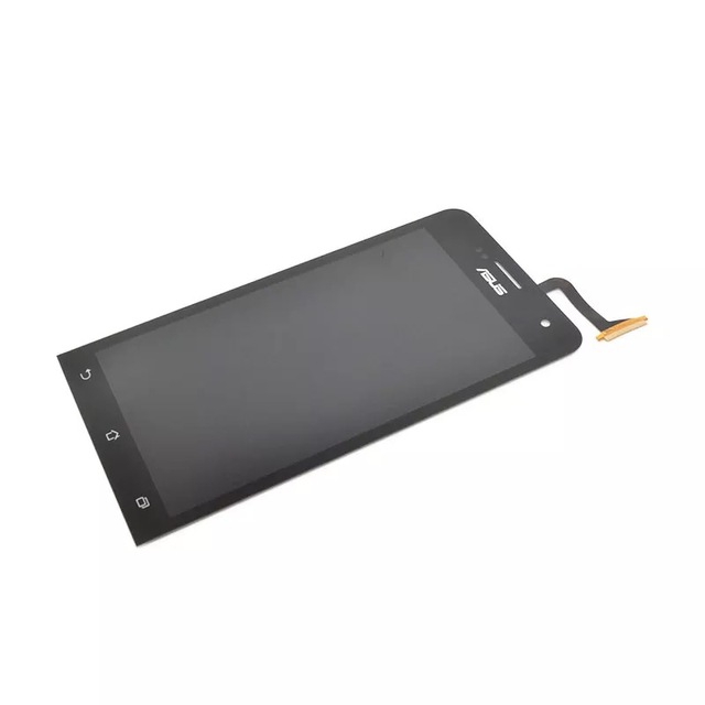 Asus zenfone 5 T00J/F/P A500KL CG mobile phone LCD touch screen assembly inside and outside