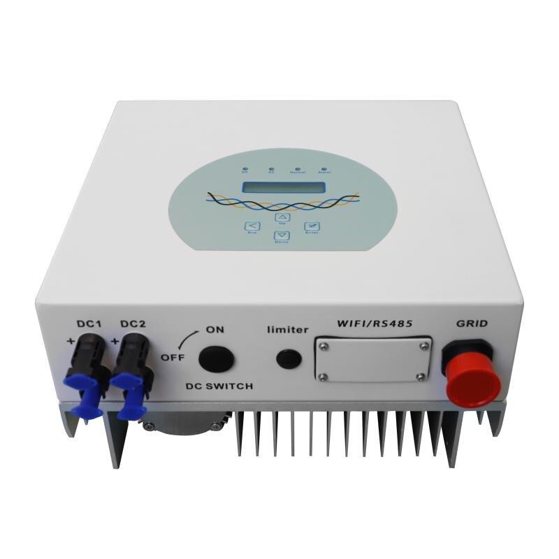 Onduleur solaire de chaîne de lien de grille de 5000 W pour les panneaux solaires/système d'énergie de PV monophasé 220 V 230 V 240 V