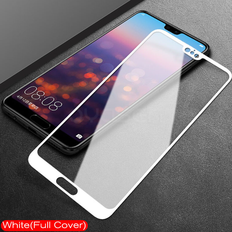 Full Cover Tempered Glass For Huawei P20 Lite Pro Mate 10 Lite Explosion proof Anti Scratch Screen Protector For Huawei P20 Lite in Phone Screen Protectors from Cellphones Telecommunications