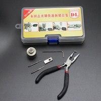 Honda Car Lock Kit for Repair,Locksmith Tool