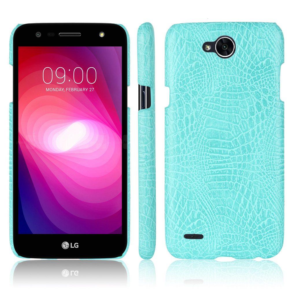 For LG Google PIXEL XL PIXEL Case Luxury Crocodile Ultra-thin hard PC Phone Case For LG STYLO 3/STYLUS 3 G6 X POWER 2Cover