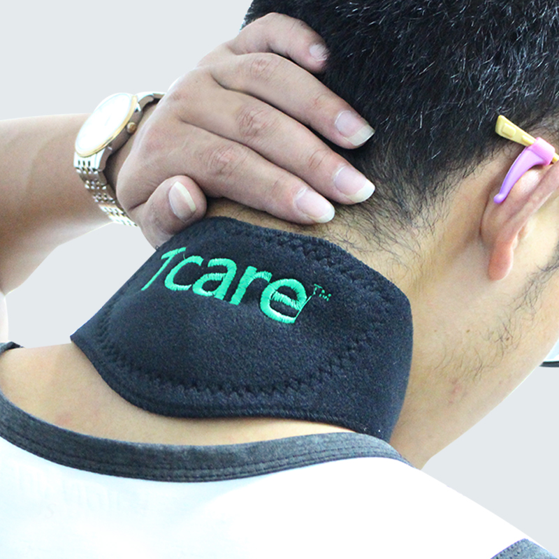 1Pcs Tcare Tourmaline Magnetic Therapy Neck Brace Tourmaline Belt Support Cervical Vertebra Protection Spontaneous Self Heating цена