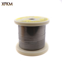 XFKM 0.91KG/roll A1 heating wire 0.3*0.8mm for RDA RBA Rebuildable Atomizer Heating Wires