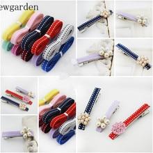 Kewgarden 9mm Line Grosgrain Ribbon Handmade Ribbed Ribbons DIY Bowknot Accessories Tape 26 m/lot