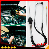 Delicate Car Engine Block Mechanics Stethoscope Auto Repair Tools Engine Analyzer Car Cylinder Engine Diagnostic Test