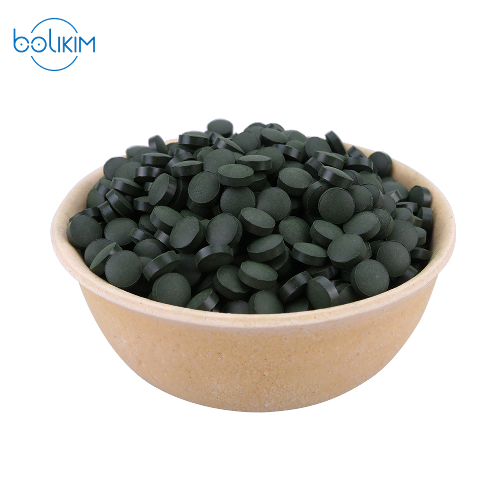 BOLIKIM Brand 2000pcs 250mgx200p Spirulina For People spirulina pacifica powder 16 oz multi pack