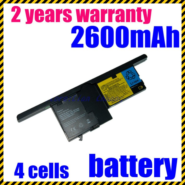 4 Cells Laptop Battery for Lenovo ThinkPad X60 Tablet PC Series ThinkPad X61 Tablet PC 7764
