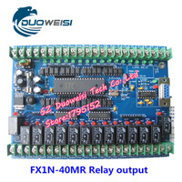 FX1N-40MR FX1N-40MT PLC boards PLC ipc compatibel FX1N 40MR 40MT