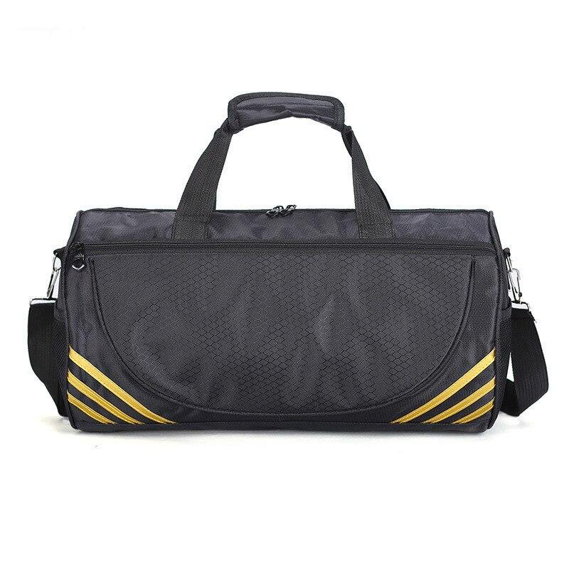 Outdoor Sports Fitness Yoga Bags One Shouldered Cylinder Bag Women Men Waterproof Handbag Backpack Travel Rucksacks Large 091 In Gym From