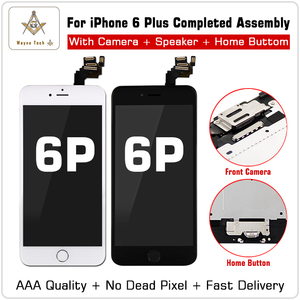 Image 5 - AAA Quality 100% Good Working Replacement  For iPhone 6 S P  7G  LCD Digitizer Touch Screen Completed Assembly With Parts+Gifts