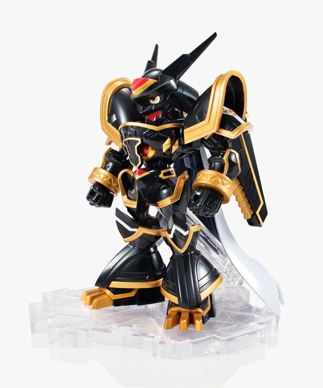 NXEDGE Style Dukemon Digimon Action Figure