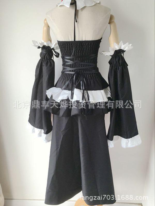 Аниме Серафим конца Owari no Seraph Krul Tepes униформа косплей костюм полный комплект платье наряд