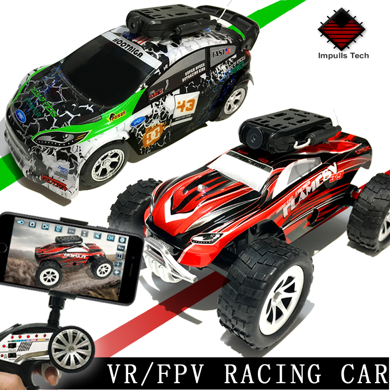 Wltoys New Arrival A999C RC Racing Car With Hd Camera VR Video Wifi ...