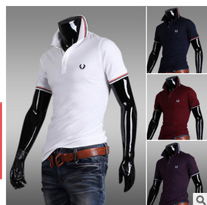 2018  Men's T-shirt, Men's Short Sleeved T-shirt, Summer Wear