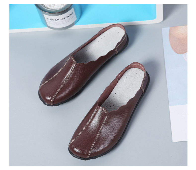 LL 982 Spring Autumn Women Loafers-22