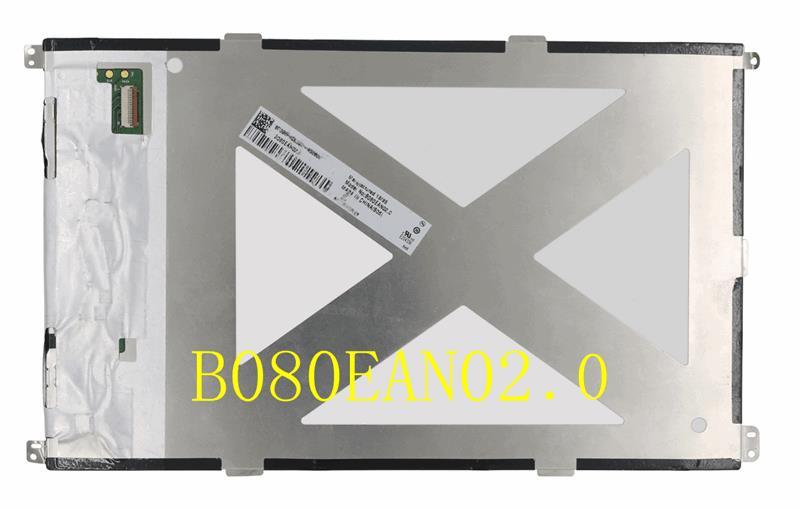 N080ICE-GB1 B080EAN02.0 8 V820W ips