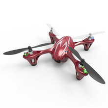 High Quqlity Hubsan X4 H107C 2.4G 4CH RC Quadcopter With HD 2 MP Camera RTF Red & White Best Gift For Children Toys Wholesale