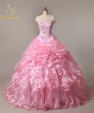 2019 г в наличии милое платье для quinceanera от bejoy бальные