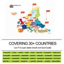 Iptv m3u enigma2 Für Iptv Portugal Italien UK Deutschland Frankreich Spanien Russland Schweden Niederlande Europa Abonnement für Erwachsene Keine Box