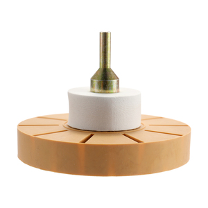 Image 4 - גומי אוניברסלי מחק גלגל רצועת גלגל פסים דו צדדי דבק דיסק ויניל מדבקות גרפי הסרת כלי תיקון כלי