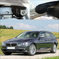 For BMW 3 serie Touring 2013 Car wifi DVR Video Recorder hidden Installation Novatek 96655 Car black box Motion Detection