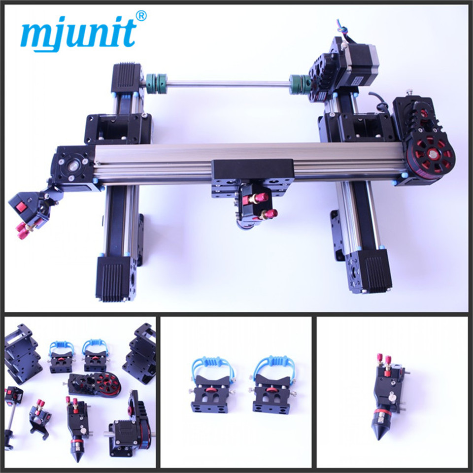 1550*1050mm working size linear rail with one head laser head :mechanical parts ONLY