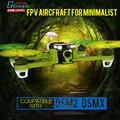 Быстрый Гоночный FPV 250 Quadcopter БНФ/RTF FPV Скорость drone Совместим DSM2/X RC drone DJI модульность 2204 двигатели/ESC/Антенна