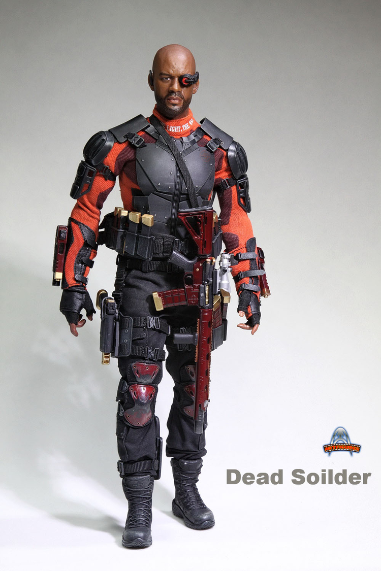 1/6 Dead Soldiers Figures (AF021) Dead Shooters Action Figure Model цена