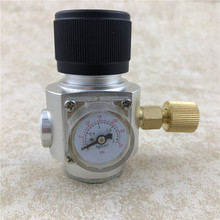 NEW Homebrew CO2 Mini Gas Regulator 0~30Psi with 3/8 thread For Draft Beer Making Tool