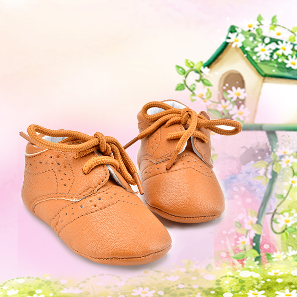 2018 Baby Boys Shoes Toddler Infant Unisex Girls Soft PU Leather Moccasins Baby Girl Shoes Bebes Chaussures Fille Garcon 0-18M ...
