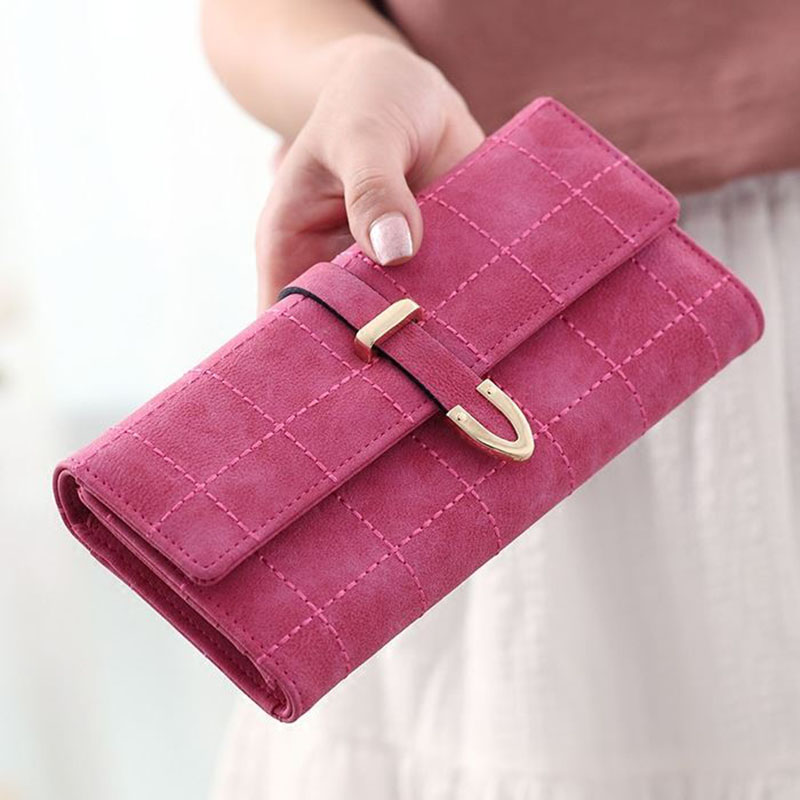 Wallet Women's Purse Women Long Wallet Female Purse Women Wallets Coin Clutch Ladies Luxury Designer Women Purses More Color women wallets long purse women famous designer brand luxury female purse ladies coin purse card holders clutch