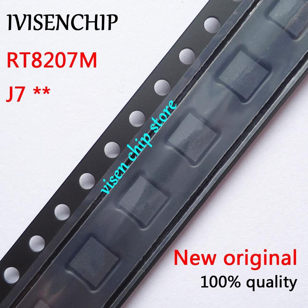 5pcs RT8207MZQW  RT8207M  (J7=FA,J7=FF,J7 FF...) QFN-20