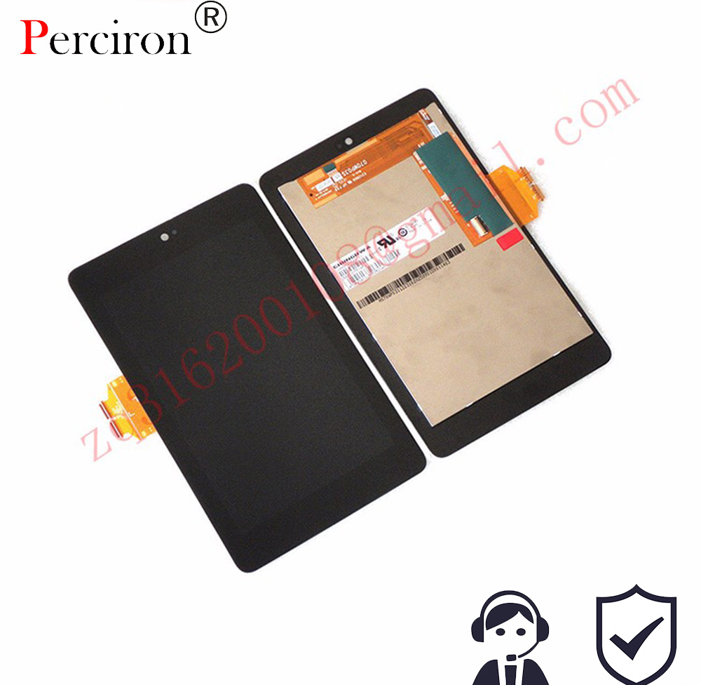 for ASUS Google Nexus 7 LCD Display ME370 Screen touch screen digitizer Assembly LCD Screen Display Repair Free shipping for asus google galaxy nexus 7 me370 full wifi version lcd display touch screen digitizer assembly with frame free shipping