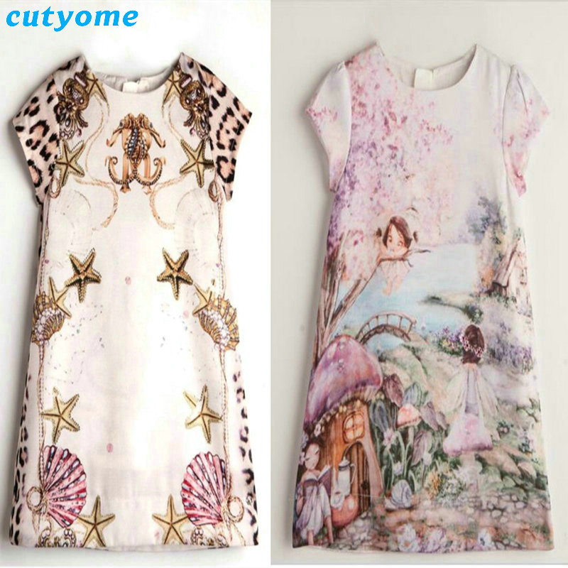 Leopard Kleid Mädchen Werbeaktion-shop Für Werbeaktion ... Alt Europaischer Stil Garten Design