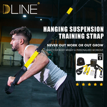 Crossfit Fitness Suspension Straps Resistance Bands For Hanging Training Exercise Home t Trainer Sport Gym Workout Sets