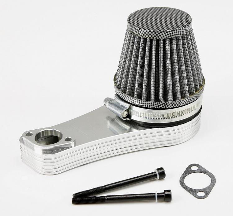 1/5 échelle Losi 5ive-T KM X2 Rovan LT en métal filtre à air moyen joint de pont