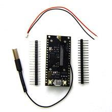 SX1278 LoRa ESP32 بلوتوث واي فاي Lora الإنترنت انتينا مجلس التنمية
