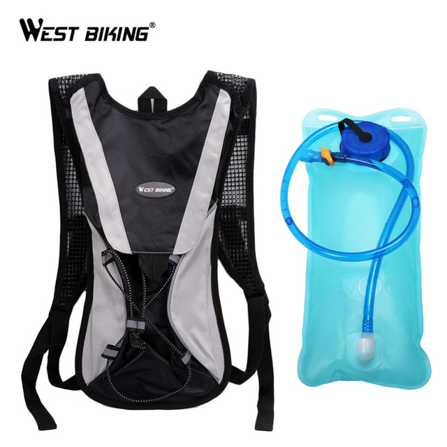 West Biking Hydration Backpack With 2 5l Water Bladder Outdoor Pack For Cycling