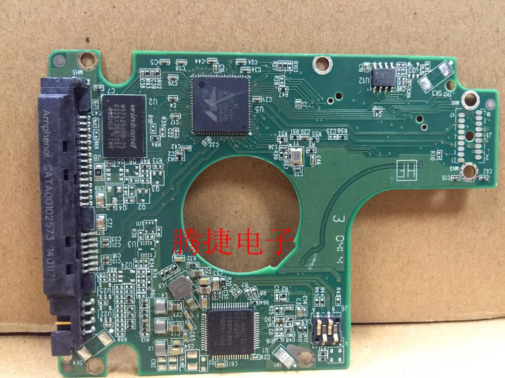 HDD PCB Logic Board Printed Circuit Board 2060-771933-000 For WD 2.5 SATA Hard Drive Repair Data Recovery