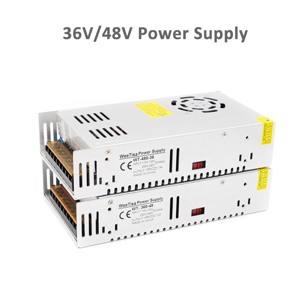 36v power supply