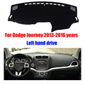 Car dashboard covers mat for Dodge Journey 2013-2016 years Left hand drive dashmat pad dash cover auto dashboard accessories