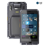 Sincoole 6 inch Android 5.1 Rugged Tablets PC Rugged Phone Handheld terminal 4G LTE free Shipping by DHL