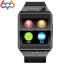 696 DZ09 Plus Smart Watch MTK2502 Relogio Android Smartwatch Phone Call SIM TF Camera for IOS