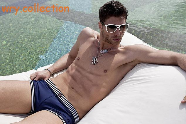 XTG boxers 100% cotton underwear, comfortable pure color boy short Men boxer panties free shipping