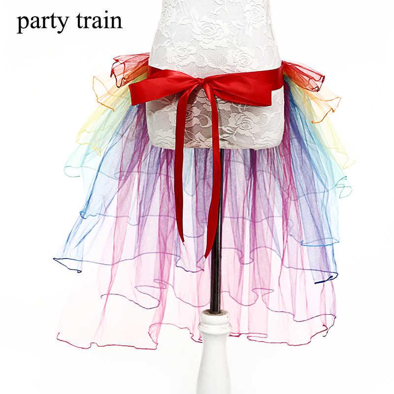 f47c132f7 ... New Arrive Adult Tulle Skirt Rainbow Tail Tutu Skirt Cake Bitter  Fleabane Skirt Ballet Skirt For ...