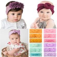 Headbands For Children Haar Accessoires Unisex Hair Accessories 2019 Hot Sale Limited Baby Headband Girl Nylon Band Soft
