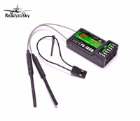 Newest Flysky 2 4G 6CH FS IA6B IA6B Receiver PPM Output With IBus Port Compatible With