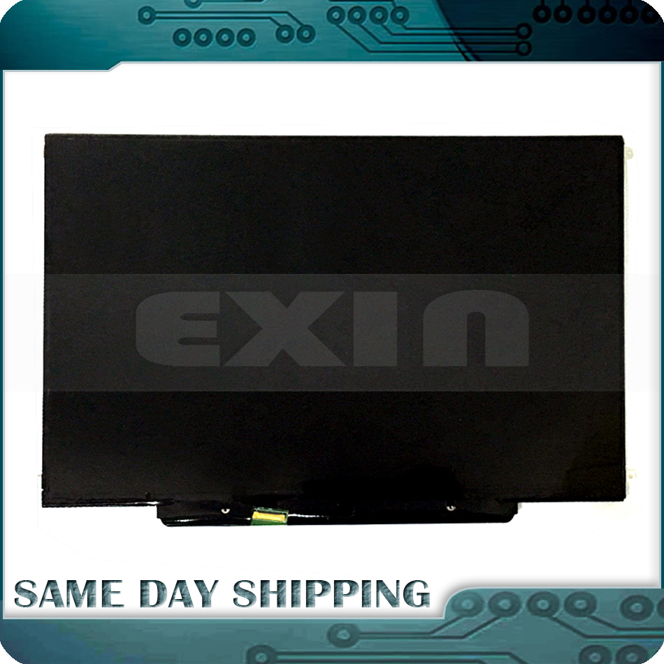 EXIN for Macbook Pro 13.3 A1278 LCD Display Screen Panel 1280*800 Glossy 2008 2009 2010 2011 2012 Year Grade A+++ for apple a1278 a1342 1280 rgb 800 wxga lcd screen display panel 13 3 inch for ltn133at09
