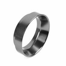 Эспрессо, кофейное Дозирующее кольцо, воронка 58 мм, диаметр, кафе, кольцо, воронка, алюминий, Новинка